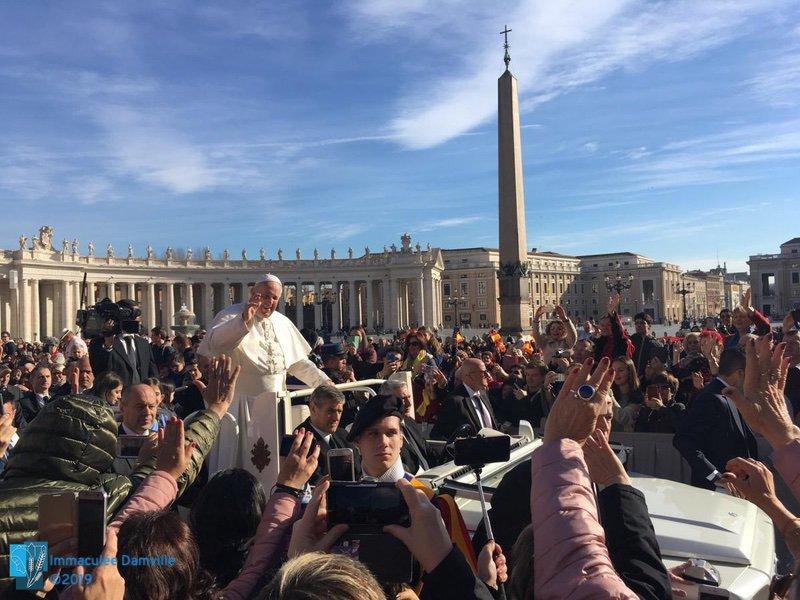 Voyage à Rome des 3e