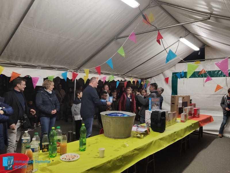 1ère fête de rentrée organisée par l'APEL