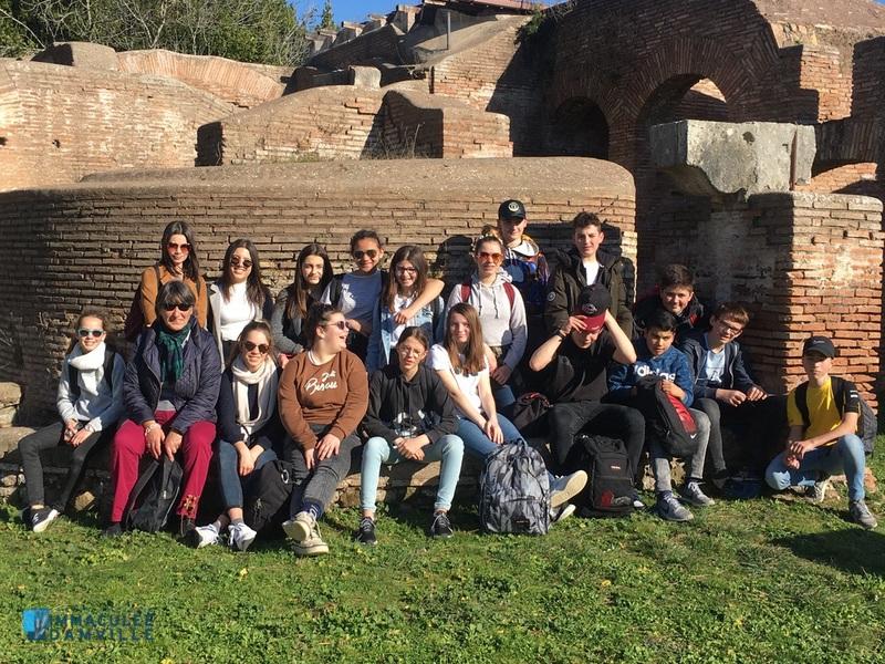 Voyage des 4e à Rome – Jour 3