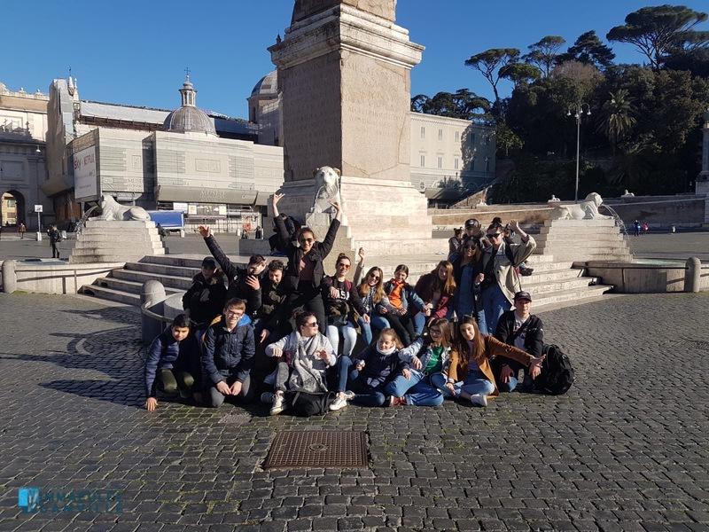 Voyage des 4e à Rome – Jour 4